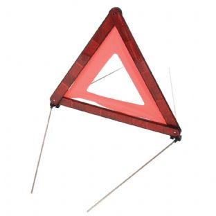 Silverline 140958 Reflective Road Safety Triangle